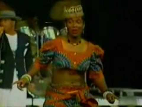 Best Female Dancer - Chantal - (African...