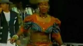Best Female Dancer - Chantal - (African Soukous Dancer)