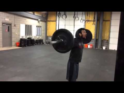 Eric Heyden - Shoulder Press