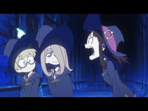 Академия ведьмочек мультфильм