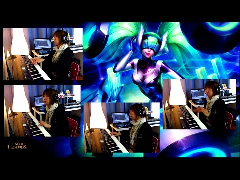 DJ Sona's Ultimate Skin Music - Kinetic (JemyMusic Cover)