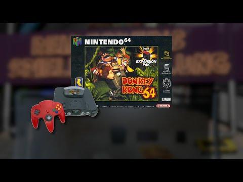 Gameplay : Donkey Kong 64 [Nintendo 64]