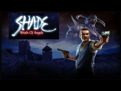 Shade Wrath of Angels Full Movie All Cutscenes
