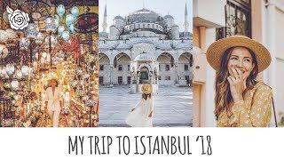 MY TRIP TO ISTANBUL   ALEXANDRA PEREIRA