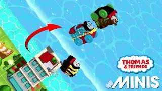 Thomas and Friends Minis #38 The Sky Jump Unlocked! ★ iOS / Android app (By Budge)