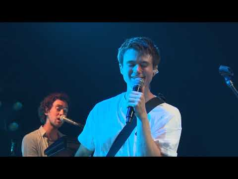 Alec Benjamin - Fake Love / Water Fountain [Live from Seoul]