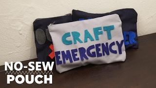 DIY No-Sew Mini Survival Kits- HGTV Handmade
