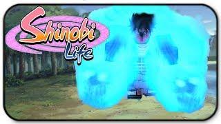 Roblox Shinobi Life - Nouveau Byakugan KG V2 et mises à niveau