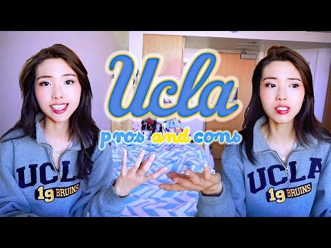 UCLA PROS AND CONS 2017 ✰