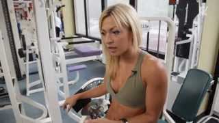 Екатерина Усманова. Упражнения для похудения и быстрого сжигания жира
