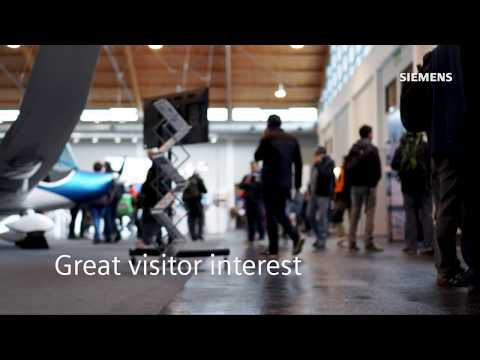 Rolls-Royce | Electric aircraft at AERO Friedrichshafen 2019