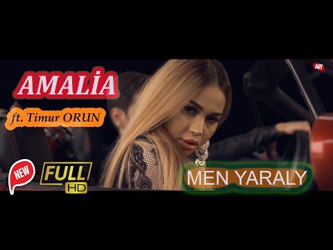 Amalia Ft. Timur Orun - Men Yaraly (Official HD Video)