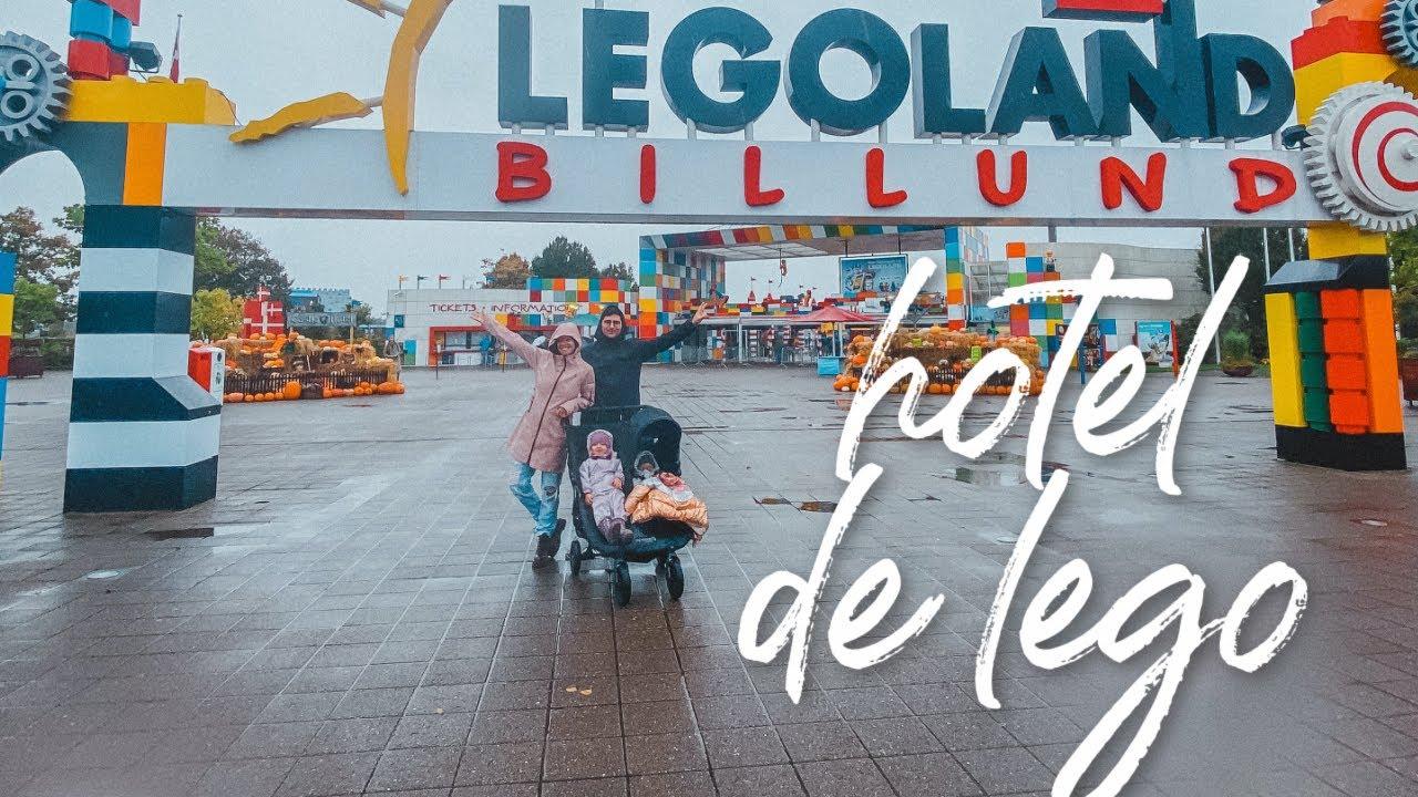 VLOG LEGO HOTEL NA LEGOLÂNDIA por Juliana Goes
