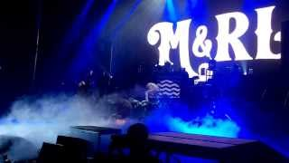Macklemore - BomBom and Ten Thousand Hours - (Concert Intro)