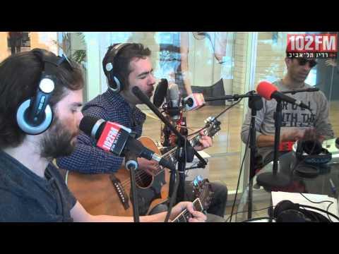 מוניקה סקס - מכה אפורה - רדיו תל אביב 102FM