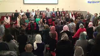Ісус на цій землі – Молодежный хор, Карьерная 44
