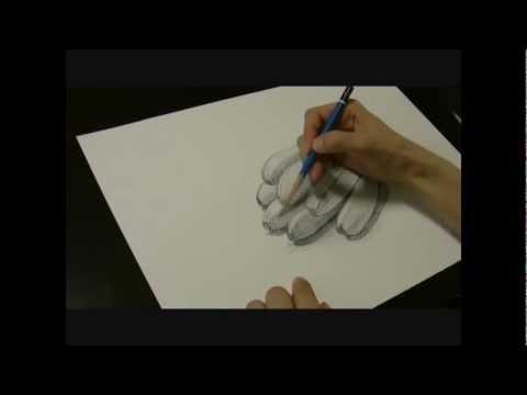 Dạy Vẽ Tĩnh Vật - Vẽ Nải Chuối [Luyện Vẽ ArcTin]