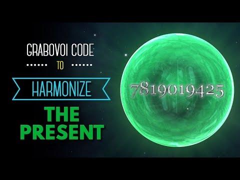 Grabovoi Code To Harmonize The Present