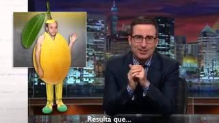 Last Week Tonight With John Oliver - Venezuela: Maduro y el mango (Subtítulos Español)