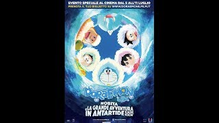 DORAEMON - LA GRANDE AVVENTURA IN ANTARTIDE (2017) Guarda Streaming ITA