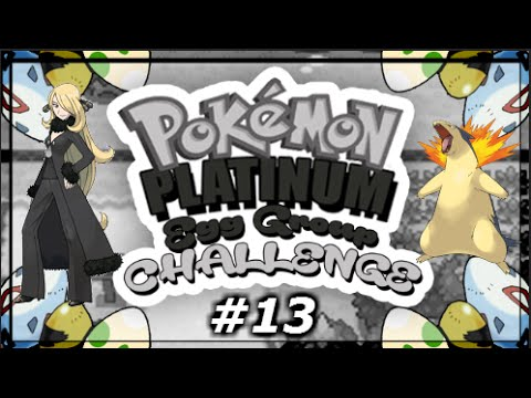 "Pokemon Platinum Randomized Egg Group Challenge Ep.13 ""The CPU's Love Parafusion"""