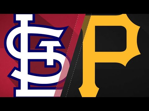 Frazier's go-ahead hit leads Pirates to win: 8/3/18