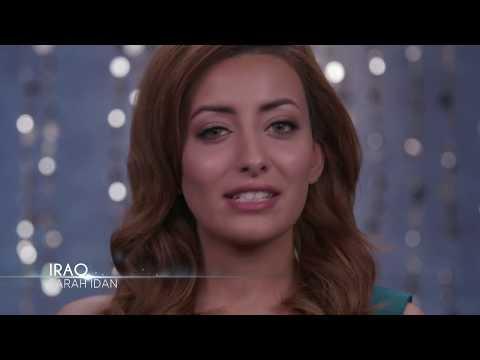 Meet Miss Universe Iraq 2017 Sarah Idan