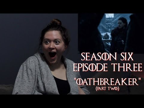 "Hogwarts Reacts: Game of Thrones S06E03 ""Oathbreaker"" (part two)"
