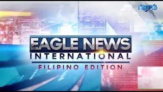WATCH: Eagle News International Filipino Edition - Feb. 25, 2020