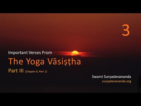 Yoga Vasistha, Important Verses, Part 3