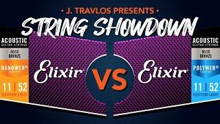 String Showdown: Elixir Nanonweb 80/20 vs Elixir Polyweb 80/20