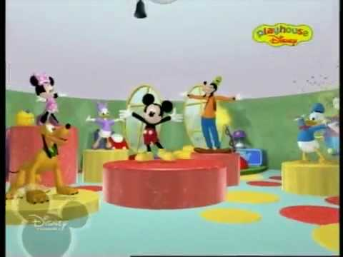 Mickey Mouse Clubhouse Hot Dog Song Danish