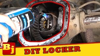 Make Your Own Spool by Welding Your Gears! - Operation Cheap Jeep