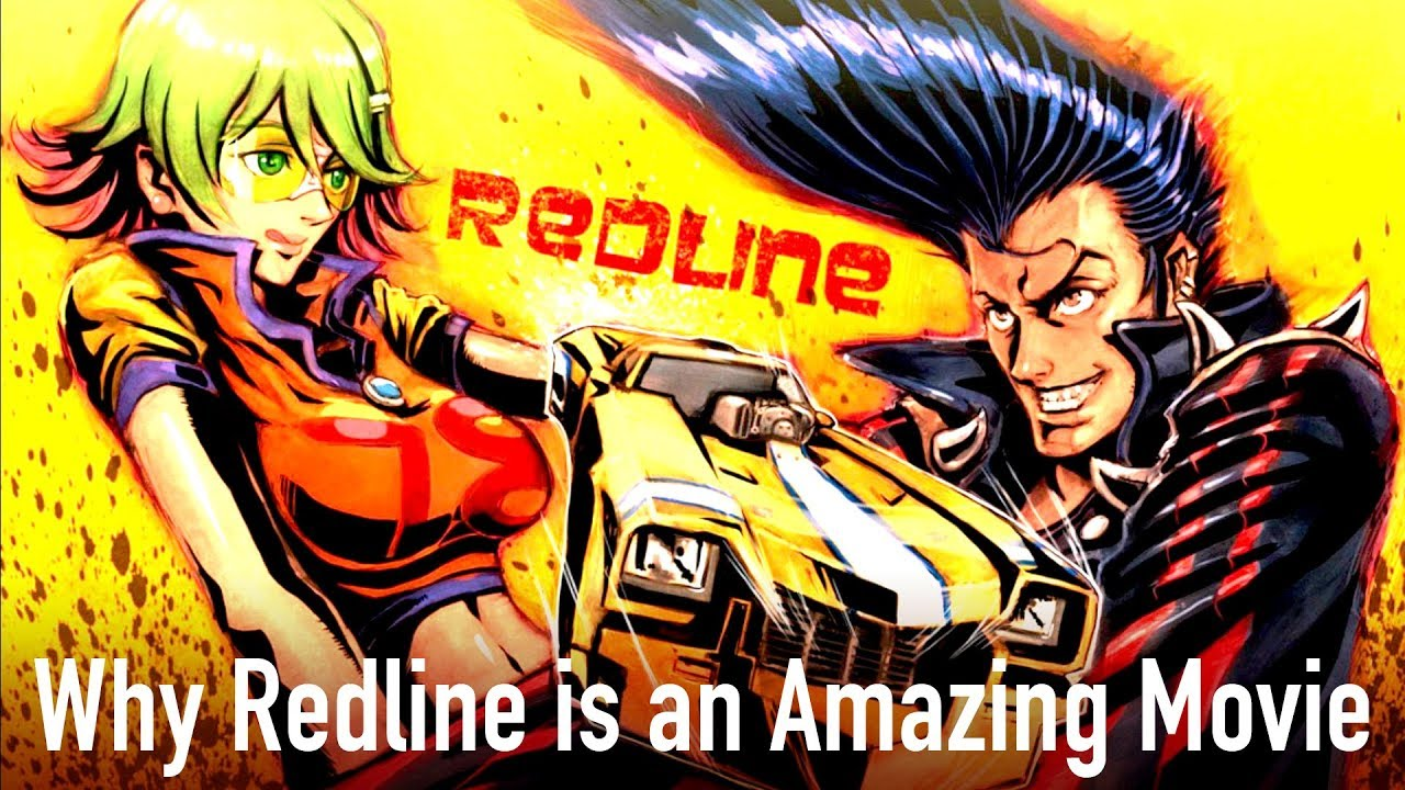 Why Redline Is An Amazing Movie And Why That Matters Today