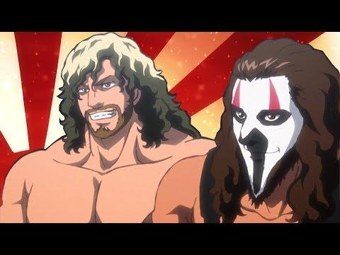 My Japanese Animes  The Bullet Club