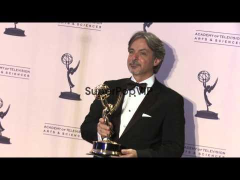 Don Cassidy at 2012 Creative Arts Emmy Awards - Press Roo...