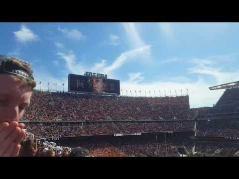Texas A&M Tennessee 2016 Intro Kyle Field