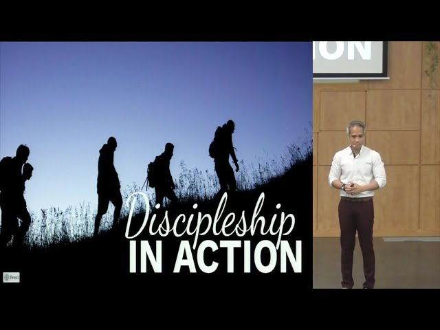 August 29, 2021 - Discipleship in Practice