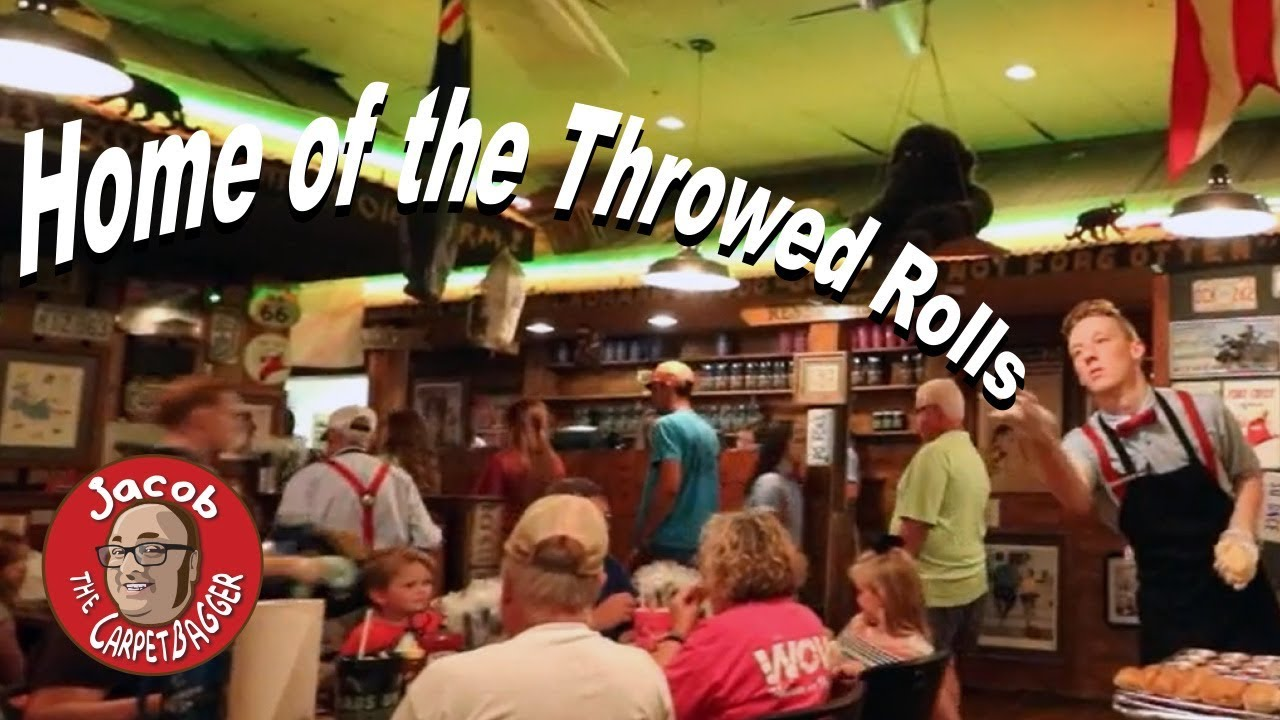 Home Of The Throwed Rolls Lambert S Youtube