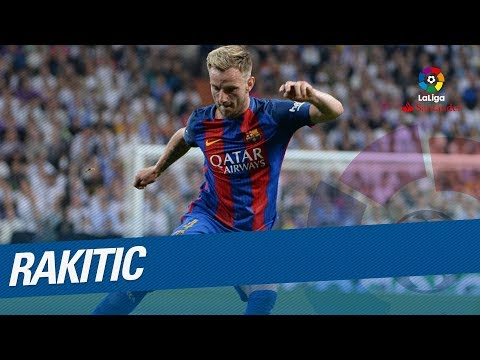 Rakitic Best Goals LaLiga Santander 2016/2017