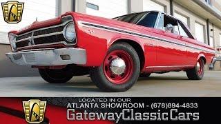 1965 Plymouth Belvedere II - Gateway Classic Cars of Atlanta #163