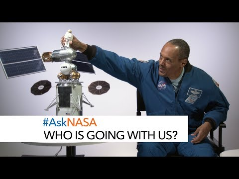 #AskNASA Who Is Going with Us?