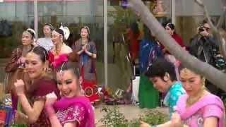 \Deewangi Deewangi\, 「Om Shanti Om」 (恋する輪廻より) ユネスコ ワールド・ダンス・デイ