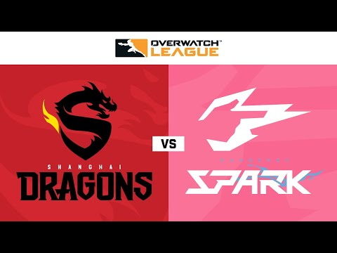 Shanghai Dragons vs Hangzhou Spark | Week 9 Day 2 | Part 1