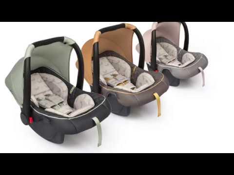 Автокресло SKYLER V2 детская люлька переноска Happy Baby