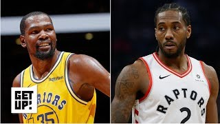 Could Kevin Durant and Kawhi Leonard team up with Clippers? | Get Up!