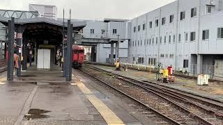 (JR西日本城端線)キハ40-2083キハ40-2137