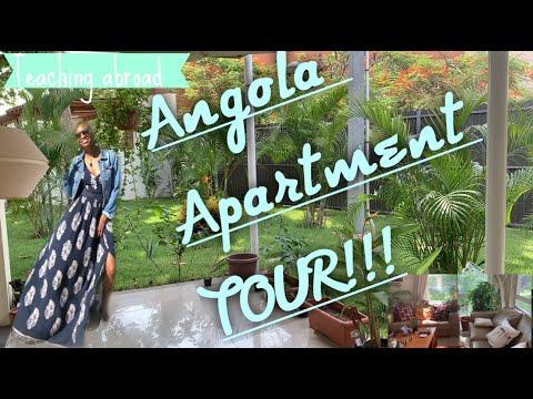 Living in Angola 🇦🇴, Apartment Tour, Talatona