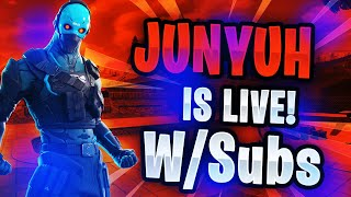 Road 2 Pro Fortnite PS4 w/Subs - Chill Stream - V-Bucks Giveaway at 2.5k - Fortnite Battle Royale