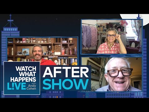 After Show: Did Leslie Jordan & Robert Downey Share A Jail Cell? | WWHL